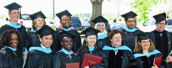 Doctoral Dissertations in International Education