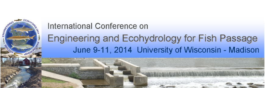 International Conference on Engineering and Ecohydrology for Fish Passage 2014