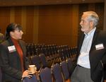 Rachel Norris and Jim Robbins