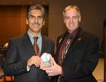 Michael Mahoney Presenting Award