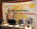 Opportunity Fair: ReKnew Energy Systems