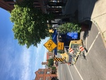 Downtown Amherst, MA by Jacobien F. Kuiper