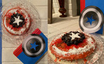 Cap's Cake of Choice