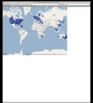 ESENCe Author Map