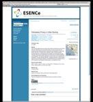 ESENCe Record