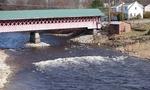 Homestead Woolen Mills Dam