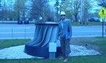 Francis Turbine Runner, Maine