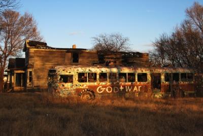God + War. Detroit, MI