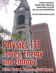 Physics 131: Forces, Energy and Entropy by Brokk Toggerson and David Nguyen