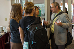 Networking at the Resource Fair